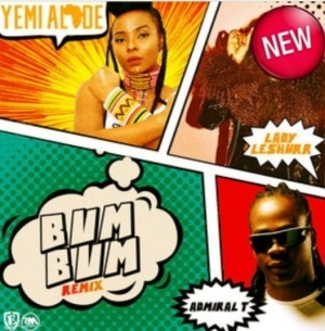 Yemi Alade - Bum Bum (Remix) Ft. Lady Leshurr & Admiral T